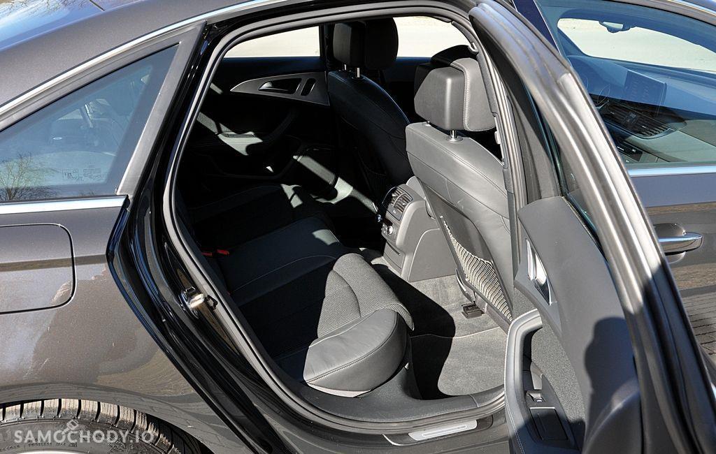 Audi A6 Stan perfekcyjny pełny s line plus model 2015 S Tronik 46