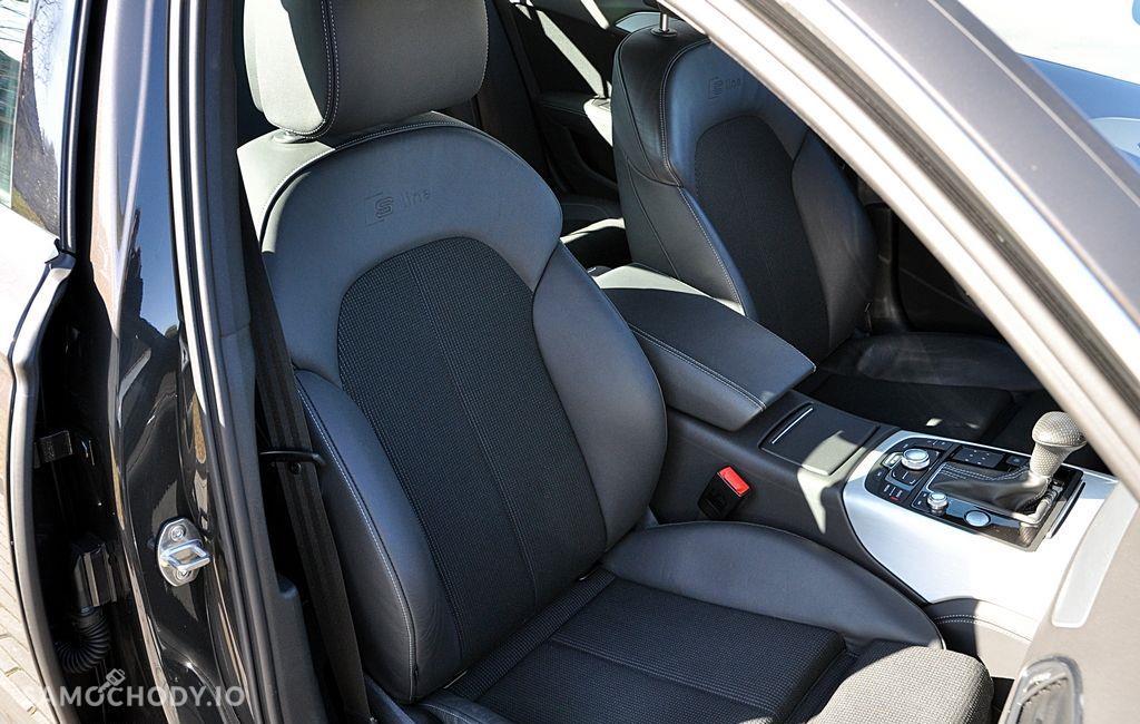 Audi A6 Stan perfekcyjny pełny s line plus model 2015 S Tronik 79