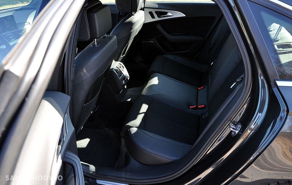 Audi A6 Stan perfekcyjny pełny s line plus model 2015 S Tronik 29