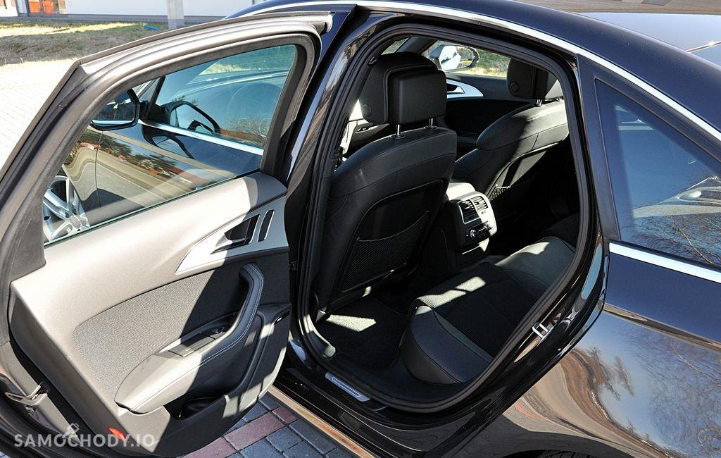 Audi A6 Stan perfekcyjny pełny s line plus model 2015 S Tronik 37