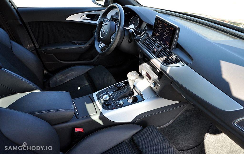 Audi A6 Stan perfekcyjny pełny s line plus model 2015 S Tronik 92