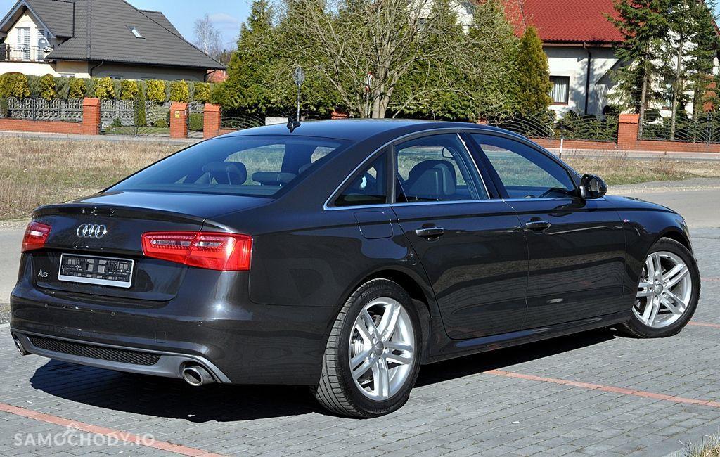 Audi A6 Stan perfekcyjny pełny s line plus model 2015 S Tronik 7