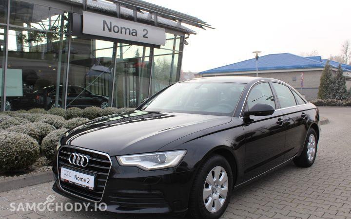Audi A6 2.0 TDI 177KM Krajowy Serwisowany I Właściciel 1