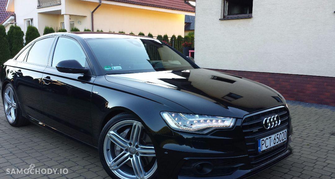 Audi A6 3.0 tdi biturbo (313km) 3xsline shadowline head up full led 1