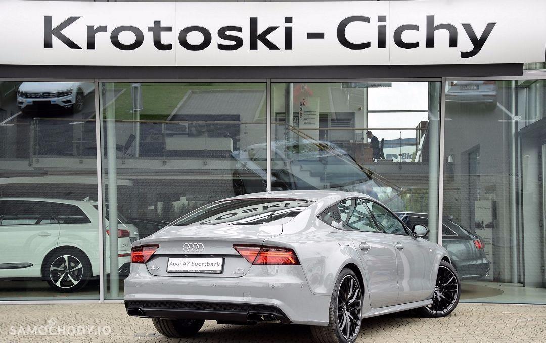 Audi A7 Sportback Competition 3.0TDI 326KM Quattro DEMO ASO Krotoski Cichy 2