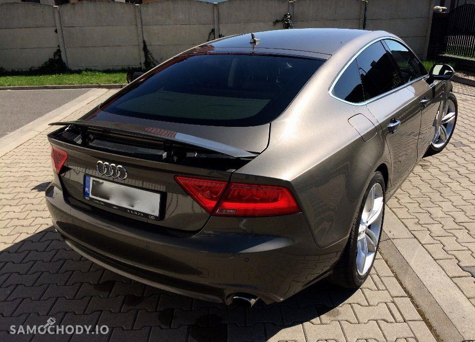 Audi A7 Salon PL Bez wypadkowa Quattro F1 Dociągi 7