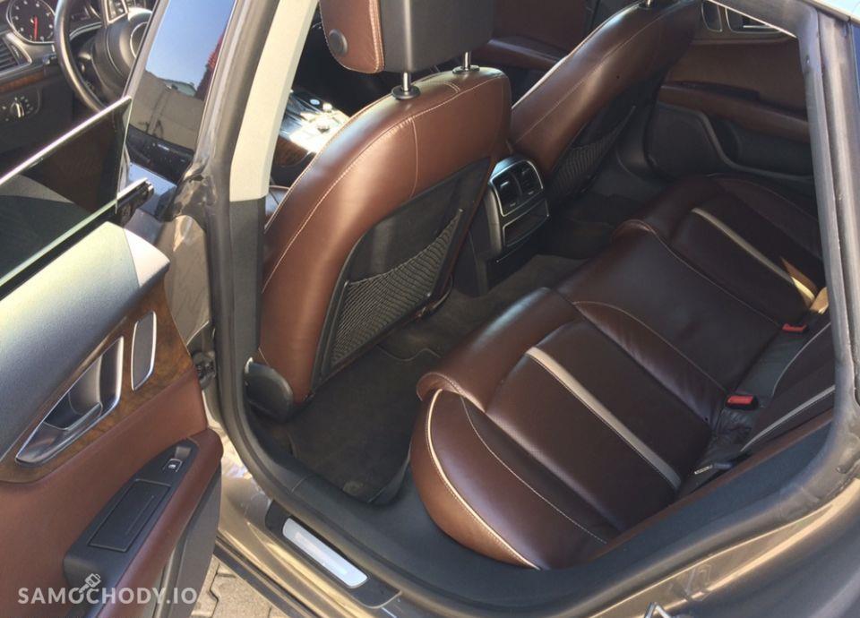 Audi A7 Salon PL Bez wypadkowa Quattro F1 Dociągi 46