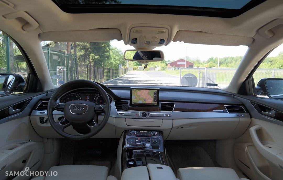 Audi A8 Pełna opcja*4.2*350KM*Nightvision*Quattro*Navi*Kamery 46