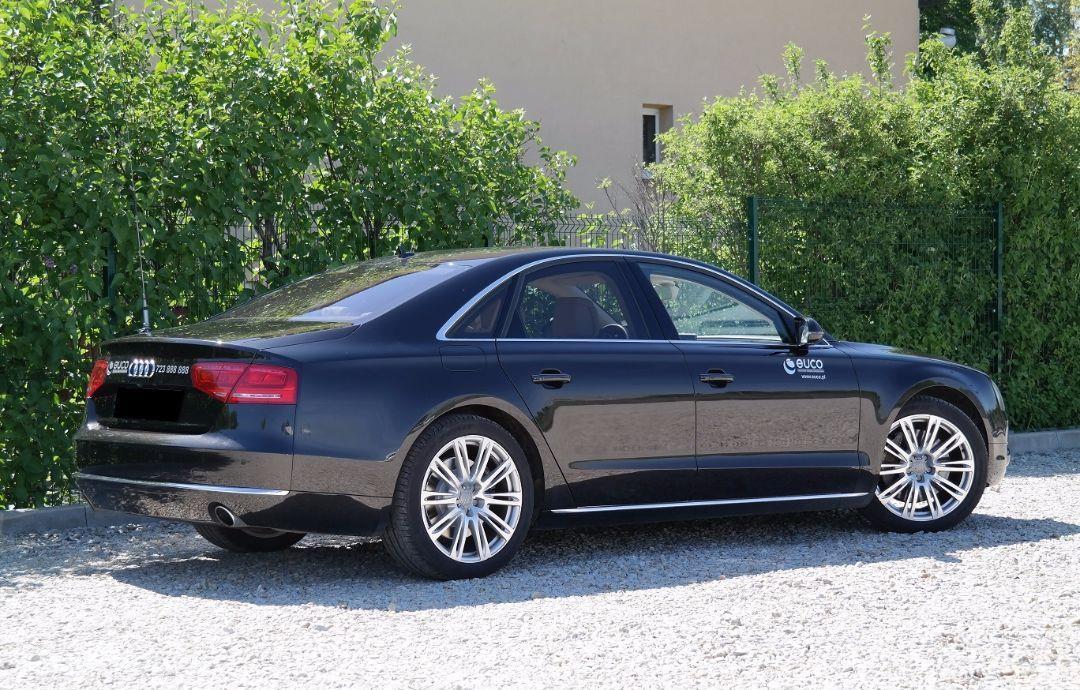 Audi A8 Pełna opcja*4.2*350KM*Nightvision*Quattro*Navi*Kamery 4