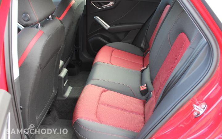 Audi Q2 Sport Samochód Testowy/Demo 1.4TFSI 150KM CoD S tronic !!Nowy Model!! 22