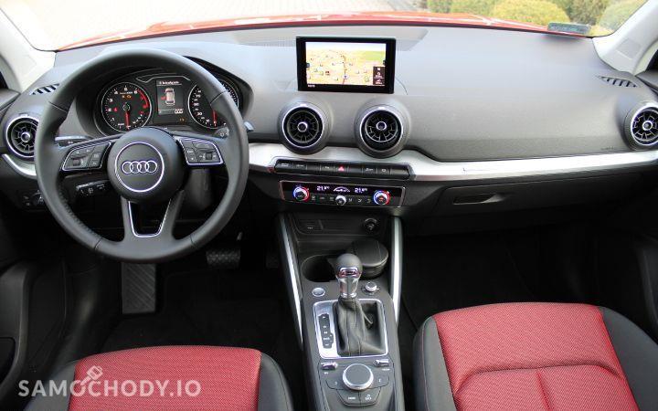 Audi Q2 Sport Samochód Testowy/Demo 1.4TFSI 150KM CoD S tronic !!Nowy Model!! 16