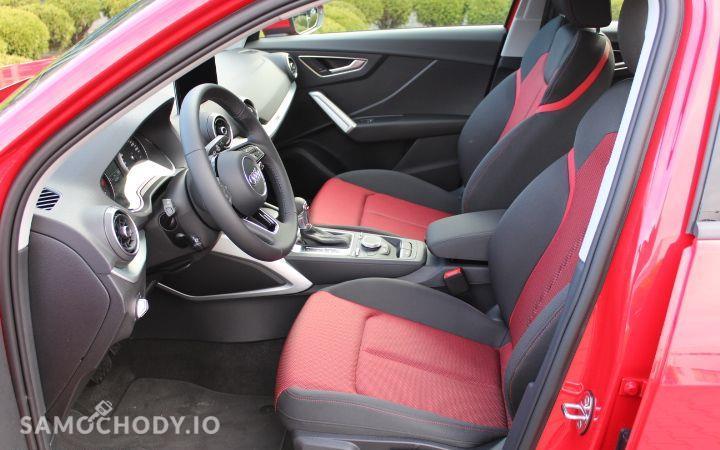 Audi Q2 Sport Samochód Testowy/Demo 1.4TFSI 150KM CoD S tronic !!Nowy Model!! 11