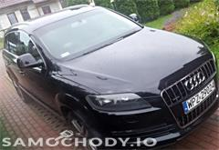 z miasta przasnysz Audi Q7 ŚLICZNA, ZADBANA, oryginalny przebieg 176tys km, zarejestrowana, 2007