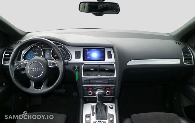 Audi Q7 S line,BOSE,Ogrzewanie postojowe z wentylacją,Komfortowy kluczyk 29