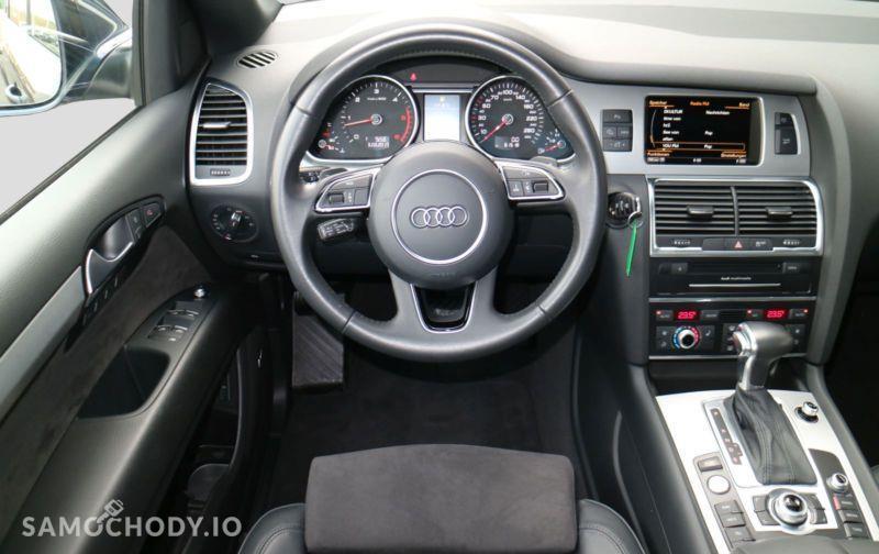 Audi Q7 S line,BOSE,Ogrzewanie postojowe z wentylacją,Komfortowy kluczyk 37