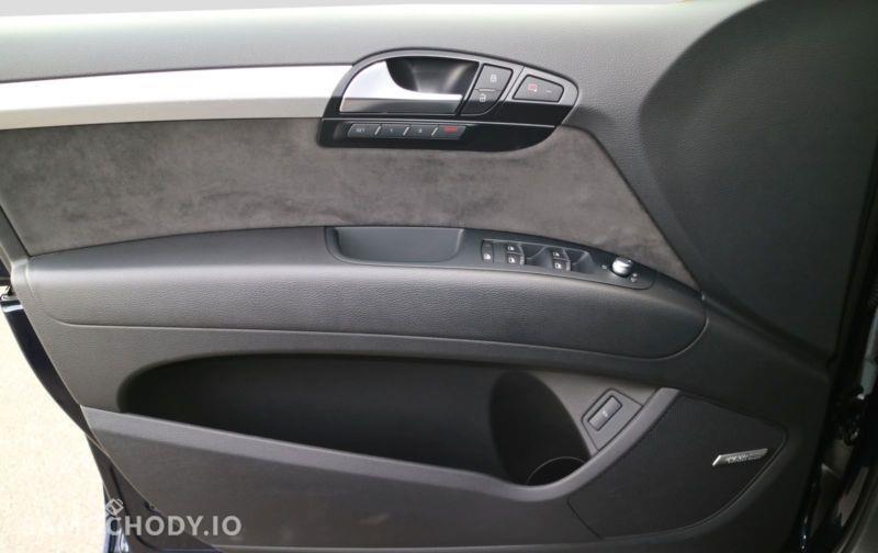 Audi Q7 S line,BOSE,Ogrzewanie postojowe z wentylacją,Komfortowy kluczyk 92