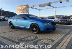 z miasta mszana dolna Bentley Continental GT GT Blue Zarejestrowany w Polsce Faktura VAT23%