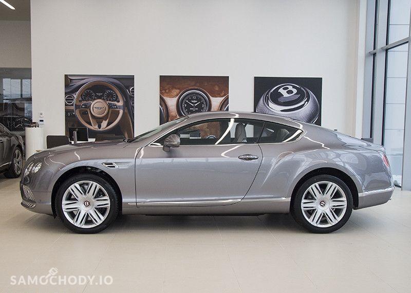 Bentley Continental GT V8 Bentley Warszawa 7