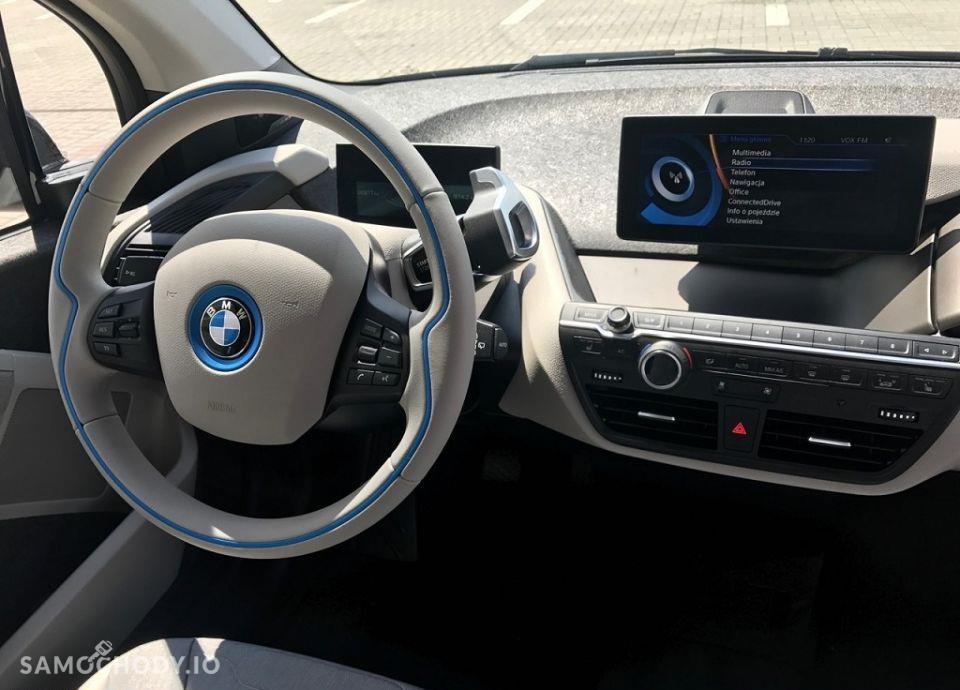 BMW i3 94Ah REX Samchód demonstracyjny 37