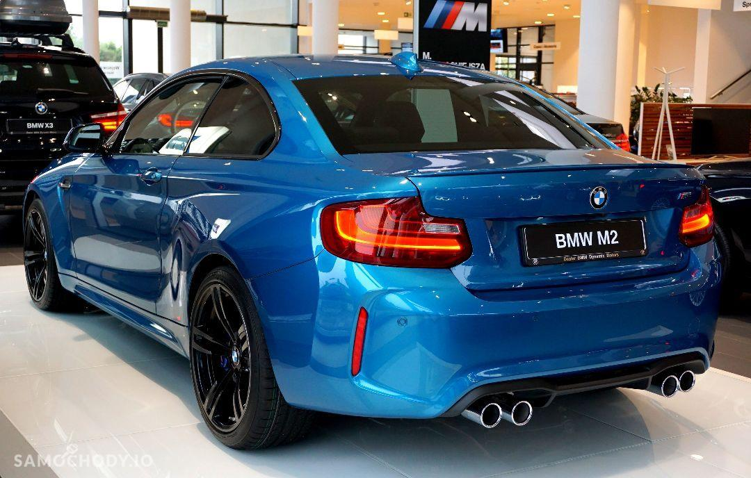 BMW M2 Coupe OD RĘKI Long Beach Blue BMW Dynamic Motors Bydgoszcz 4