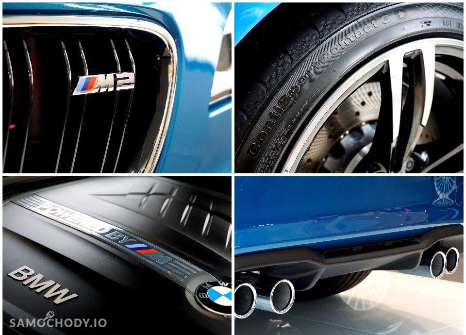 BMW M2 Coupe OD RĘKI Long Beach Blue BMW Dynamic Motors Bydgoszcz 56