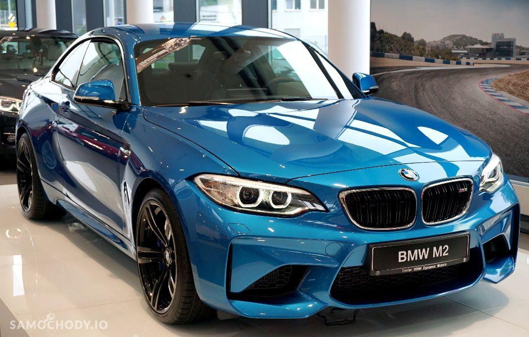 BMW M2 Coupe OD RĘKI Long Beach Blue BMW Dynamic Motors Bydgoszcz 1
