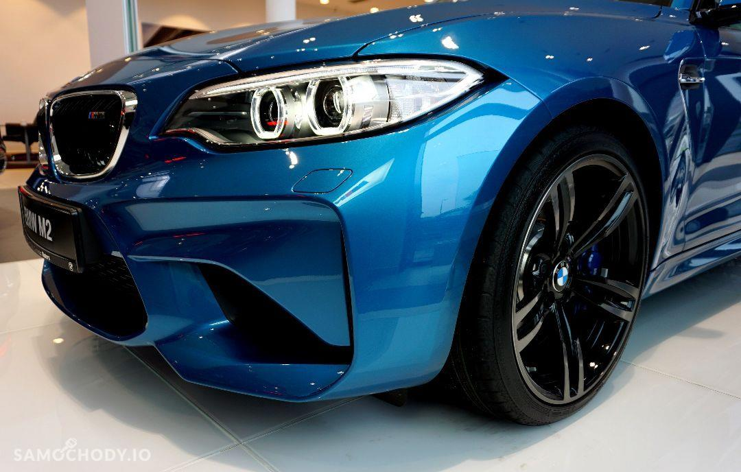 BMW M2 Coupe OD RĘKI Long Beach Blue BMW Dynamic Motors Bydgoszcz 7
