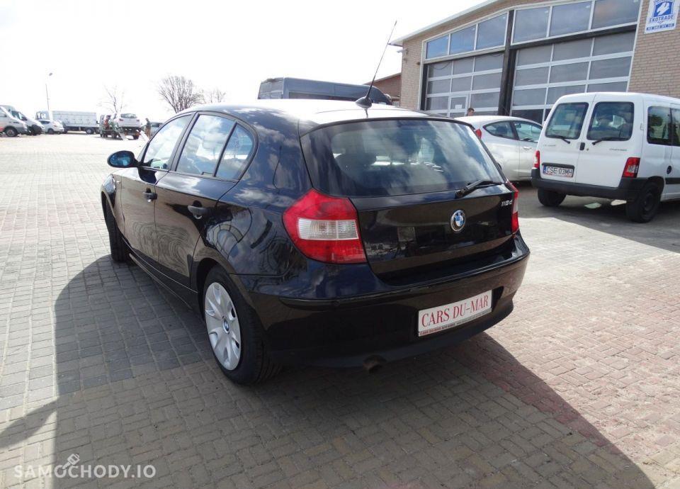 BMW Seria 1 BMW 118d 2006r, 2,0 L Disel**Klima** 16