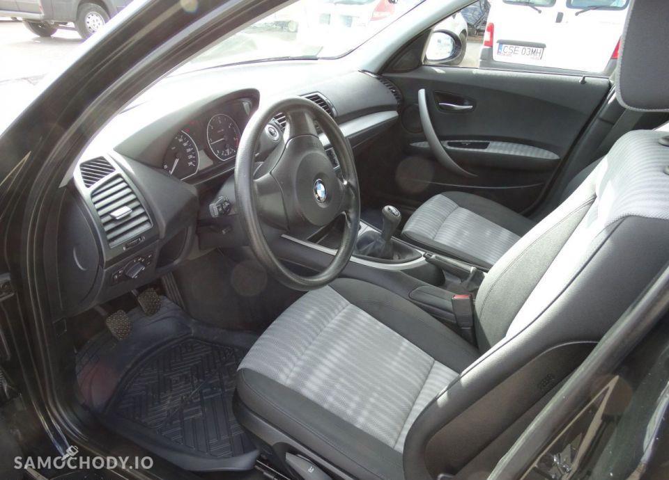 BMW Seria 1 BMW 118d 2006r, 2,0 L Disel**Klima** 22