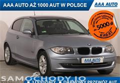 bmw seria 1 e87 (2004-2013) BMW Seria 1 116 i, 1. Właściciel, Klima, Parktronic, Podgrzewane siedzienia