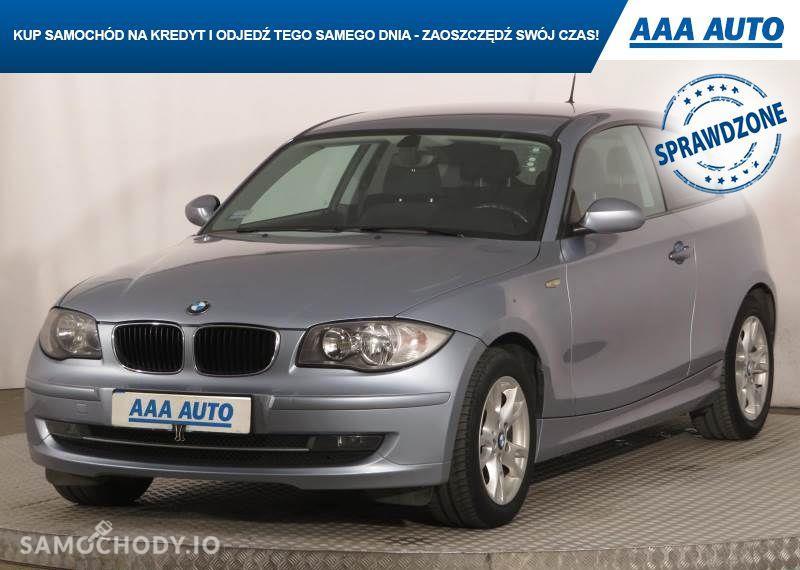 BMW Seria 1 116 i, 1. Właściciel, Klima, Parktronic, Podgrzewane siedzienia 4