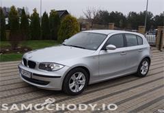 bmw seria 1 BMW Seria 1 118 2.0D 143KM Opłacony!! Serwis Bezwypadkowy