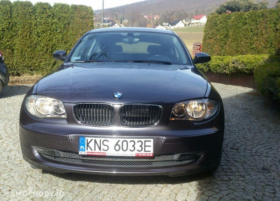 BMW Seria 1 Zadbany!! 2007/2008 Lift 11