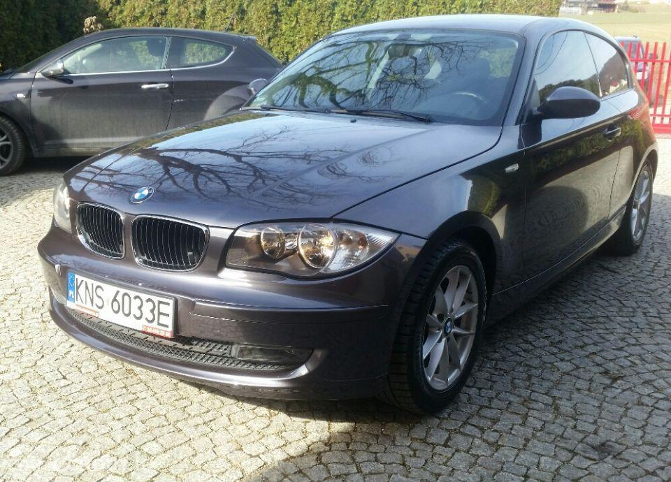 BMW Seria 1 Zadbany!! 2007/2008 Lift 1