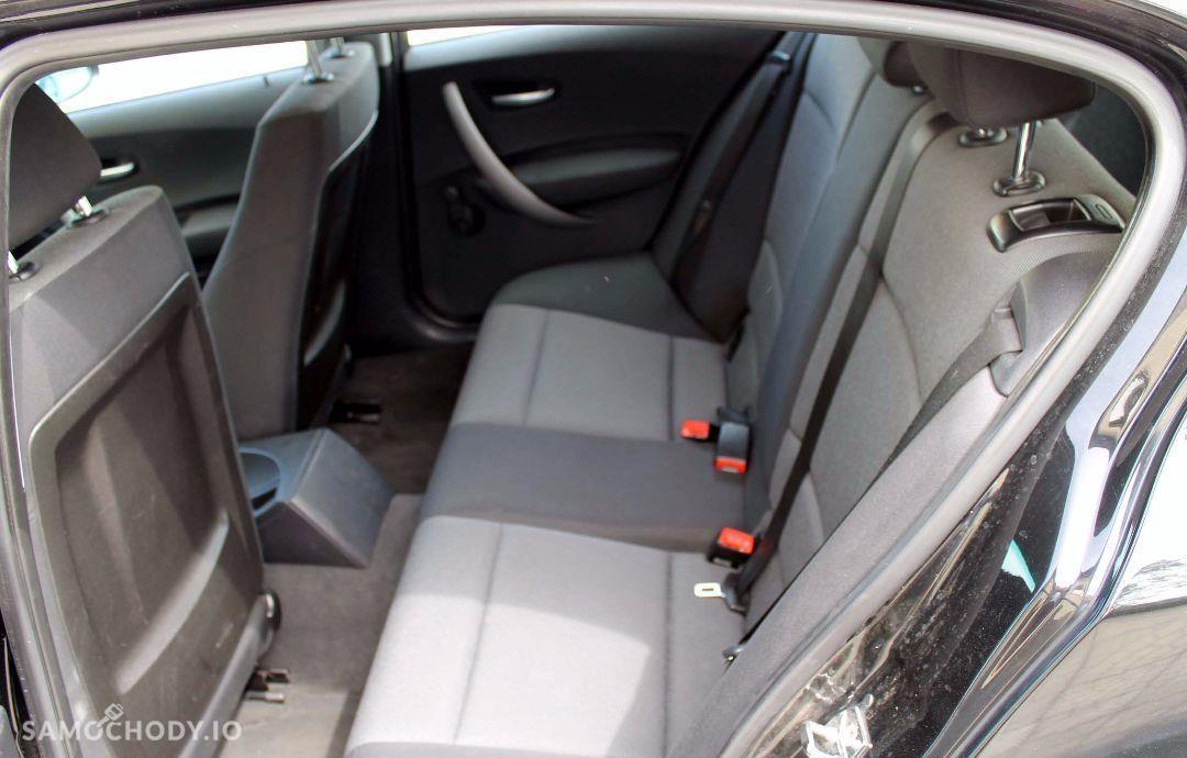 BMW Seria 1 OKAZJA BENZYNA stan idealny bezwypadkowy 178 tyś km 46