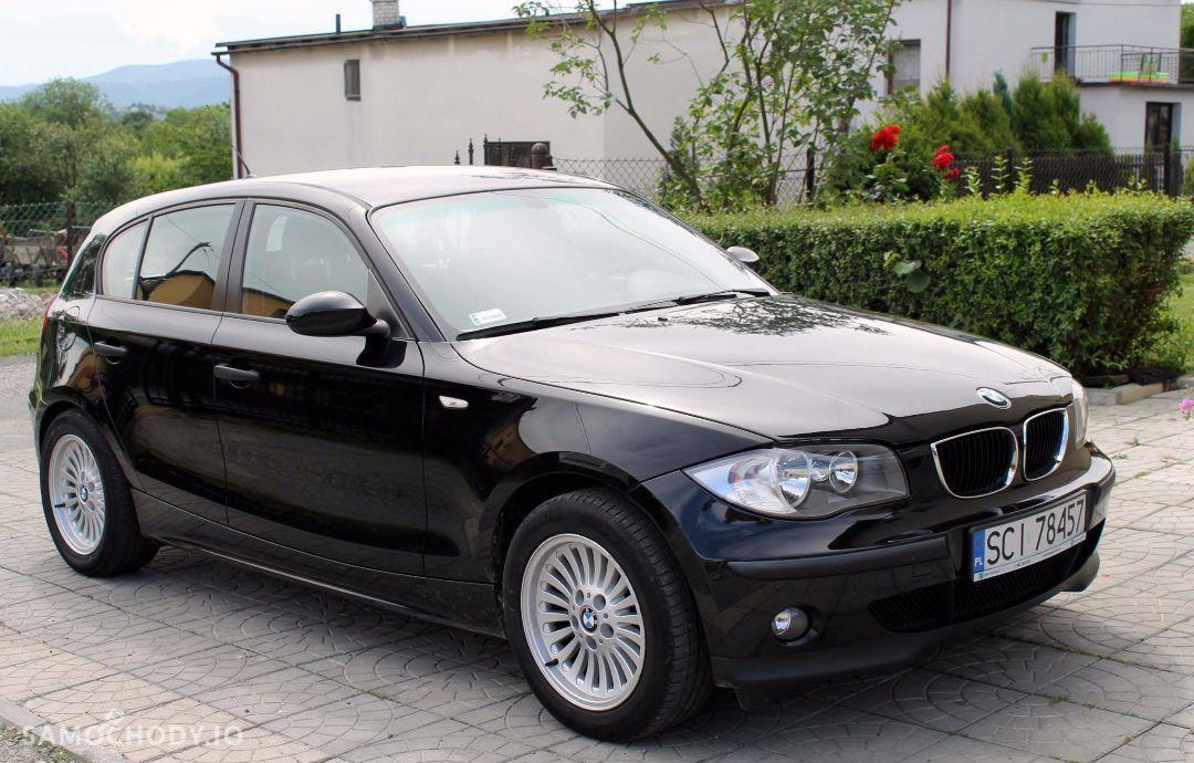 BMW Seria 1 OKAZJA BENZYNA stan idealny bezwypadkowy 178 tyś km 4