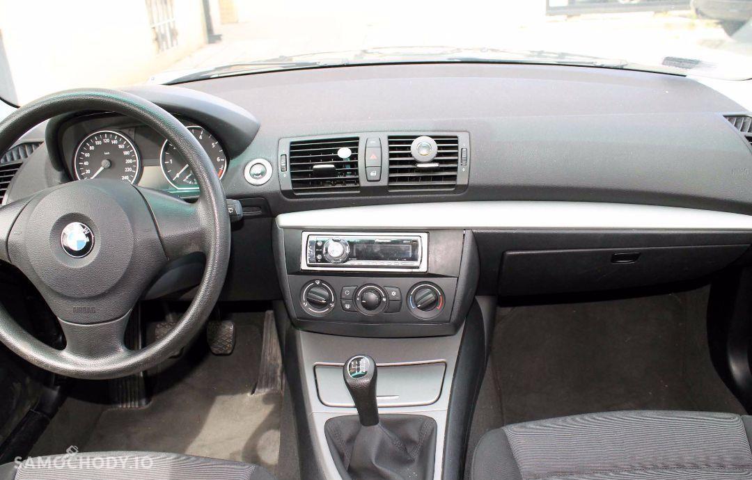 BMW Seria 1 OKAZJA BENZYNA stan idealny bezwypadkowy 178 tyś km 29