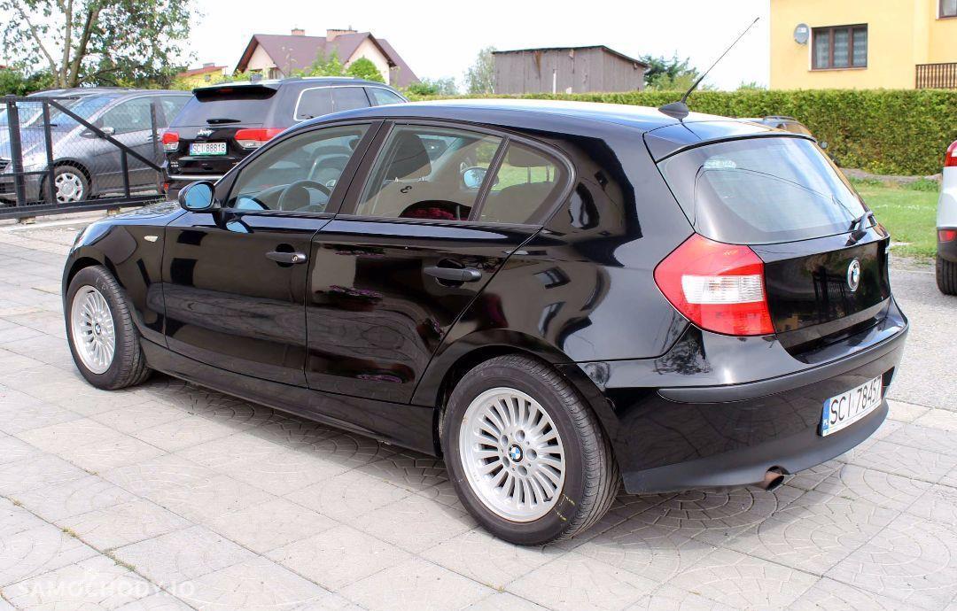 BMW Seria 1 OKAZJA BENZYNA stan idealny bezwypadkowy 178 tyś km 11