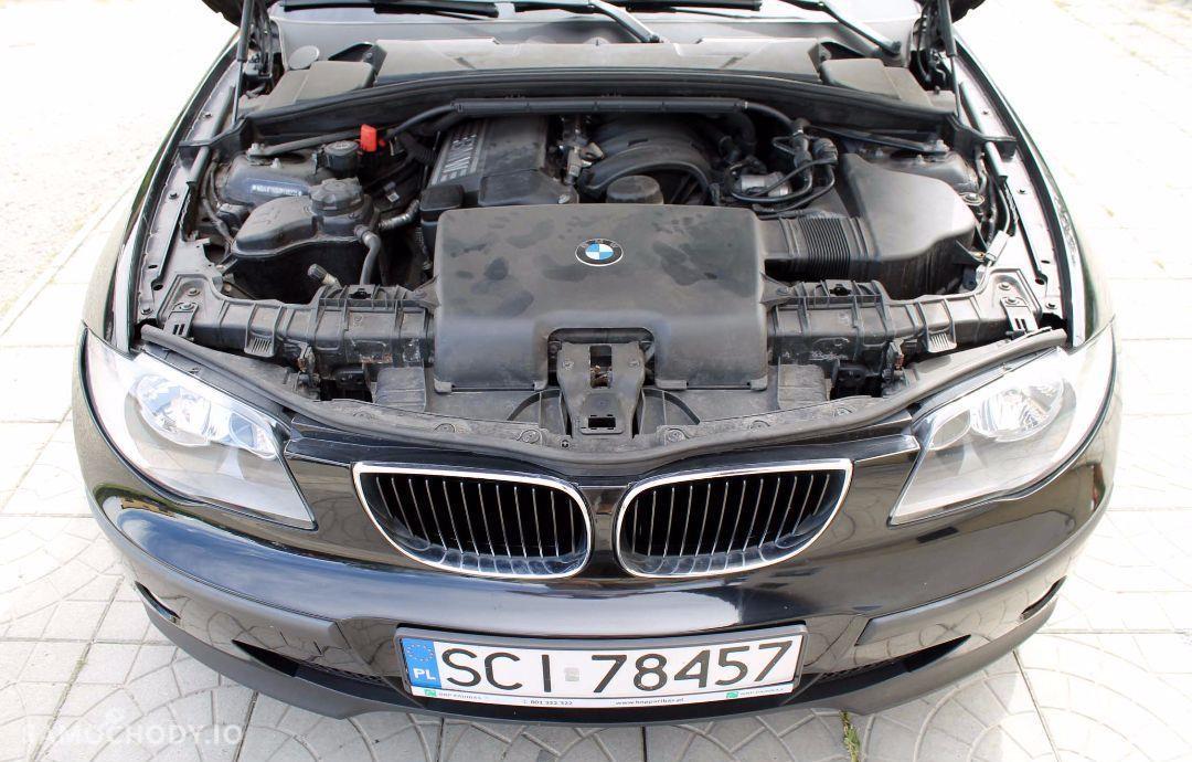 BMW Seria 1 OKAZJA BENZYNA stan idealny bezwypadkowy 178 tyś km 79
