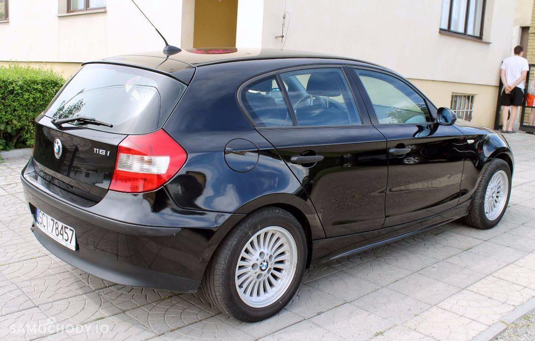 BMW Seria 1 OKAZJA BENZYNA stan idealny bezwypadkowy 178 tyś km 7