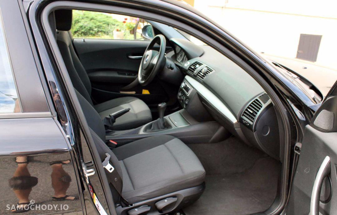 BMW Seria 1 OKAZJA BENZYNA stan idealny bezwypadkowy 178 tyś km 37
