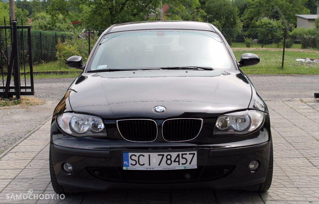 BMW Seria 1 OKAZJA BENZYNA stan idealny bezwypadkowy 178 tyś km 1