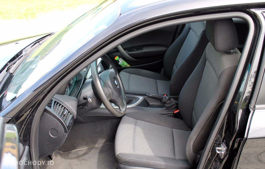 BMW Seria 1 OKAZJA BENZYNA stan idealny bezwypadkowy 178 tyś km 56