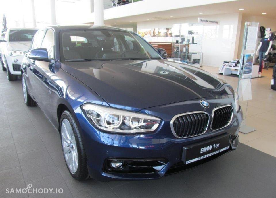 BMW Seria 1 118i Sport Line Największy wybór samochodów od ręki! 7