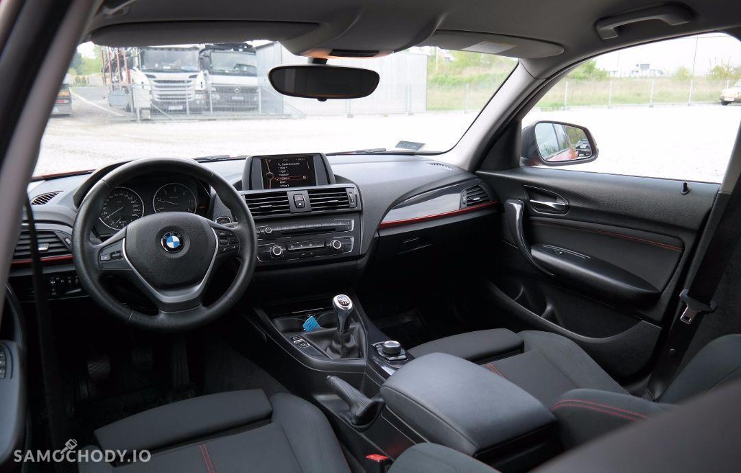 BMW Seria 1 2.0*143KM*SPORT LINE*Start Stop*Zadbana*ALU 46