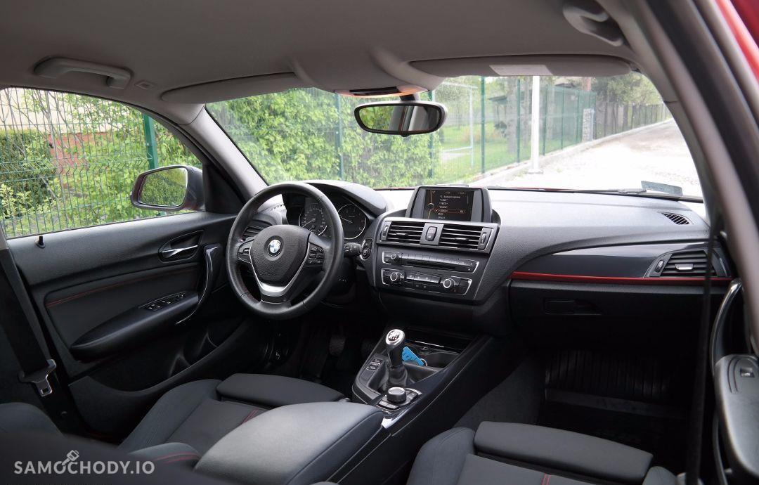 BMW Seria 1 2.0*143KM*SPORT LINE*Start Stop*Zadbana*ALU 29