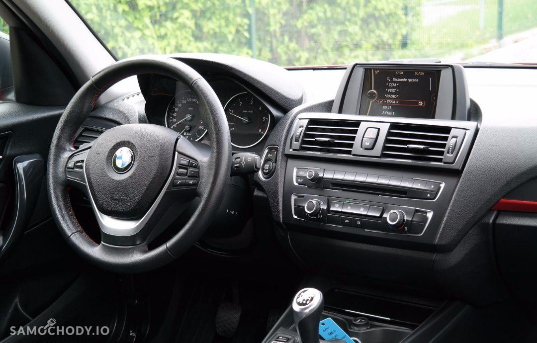 BMW Seria 1 2.0*143KM*SPORT LINE*Start Stop*Zadbana*ALU 67