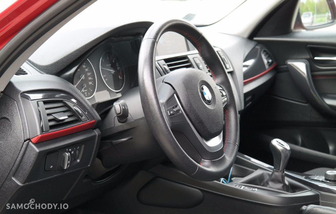 BMW Seria 1 2.0*143KM*SPORT LINE*Start Stop*Zadbana*ALU 79