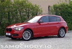 bmw seria 1 BMW Seria 1 2.0*143KM*SPORT LINE*Start Stop*Zadbana*ALU