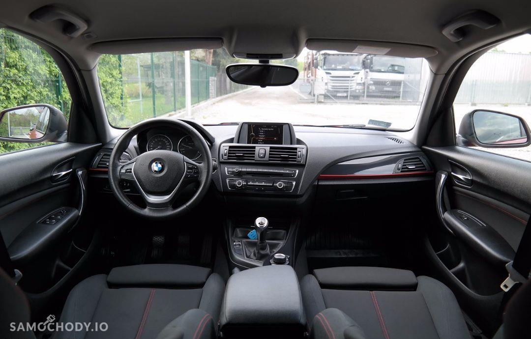 BMW Seria 1 2.0*143KM*SPORT LINE*Start Stop*Zadbana*ALU 37